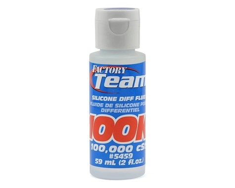 Team Associated Silicone Differential Fluid (2oz) (100,000cst) ASC5459
