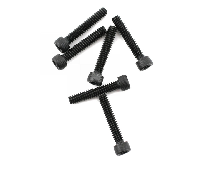 Socket Head Cap Screw 4-40x5/8 (6)