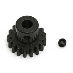 Mod 1 Pinion Gear 17T for 5mm shaft