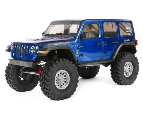 Axial 1/10 SCX10 III Jeep JLU Wrangler with Portals 4WD Kit (AXI03007)