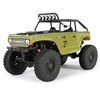 SCX24 Deadbolt 1/24th Scale Elec 4WD - RTR, Green AXI90081T2