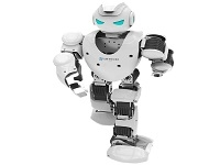 UBTECH Alpha 1S 16DOF Intelligent Programmable Humaniod Robot with 3D Visual PC Software and Bluetooth Control Function