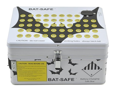 Bat-Safe LiPo Charging Case, BAF-BAT-SAFE