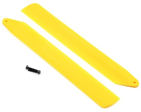 Blade Hi-Performance Main Rotor Blade Set (Yellow) (130 X) BLH3716YE