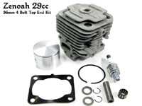Zenoah 4-Bolt 36mm 29cc Top End Kit