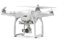 DJI Phantom 3 Advanced with 1080p Video