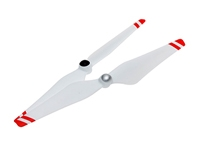 DJI E310 9450 Rotor Self-Tightening White with Red stripes (1CW + 1CWW)