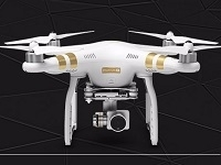 DJI Phantom 3 4K WiFi Quadcopter