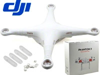 DJI PART8 Phantom 2 Body Shell (For Phantom 2/Vision/Plus)
