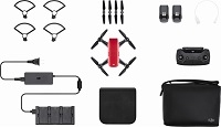 DJI Spark Fly More Combo (Red)