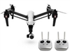 DJI Inspire 1 Quadcopter with 4K Camera & 3-Axis Gimbal (2 Remotes)