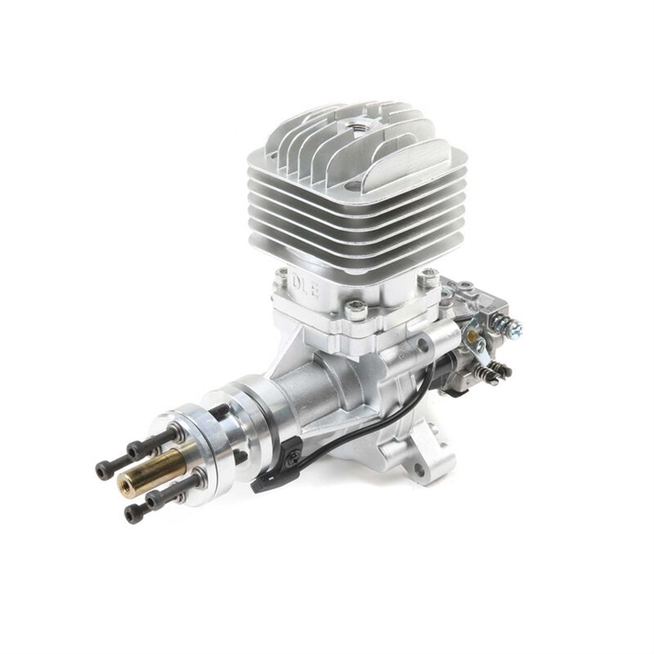DLE-30 30cc Gas Rear Carb with Electronic Ignition and Muffler (DLEG0031)
