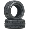 Bandito 1/10 Buggy Tire Front 4WD C2 (2) DTXC3972