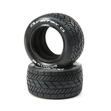 Bandito M 1/10 2.2 Buggy Oval Tire Rear C3 (2)