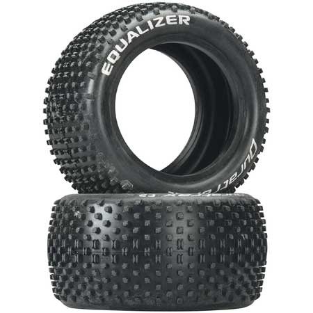 Equalizer 1/10 Buggy Tire Rear C2 (2)
