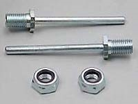 "DuBro 3/16 x 2"" Axle Shafts (2) DUB249"