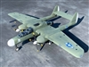 Dynam P-61 Black Widow Green 1500mm Wingspan - PNP Dynam P-61 Black Widow Green 1500mm Wingspan - PNP