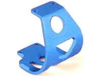 DYN8006B Alum Motor Guard Blue Mini-T
