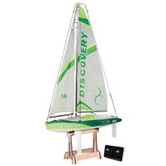 Discovery RC Yacht MK2 RTR 2.4GHz Green