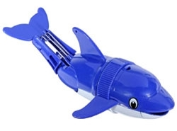 Robotic Fish Diving Dolphin, Blue