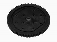 ECX 1076 Spur Gear 87T, 48P: 1:10 2wd All