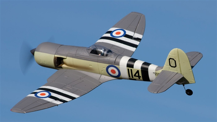 E-Flite Hawker Sea Fury 480 ARF