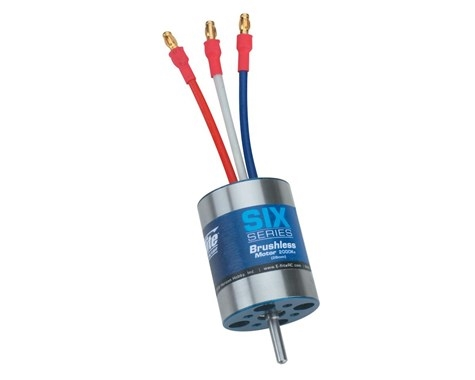 E-flite Six-Series Brushless 2000Kv Motor (28mm) EFLM2000