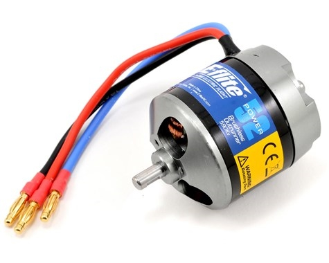 E-flite Power 52 Brushless Outrunner Motor (590kV) EFLM4052A
