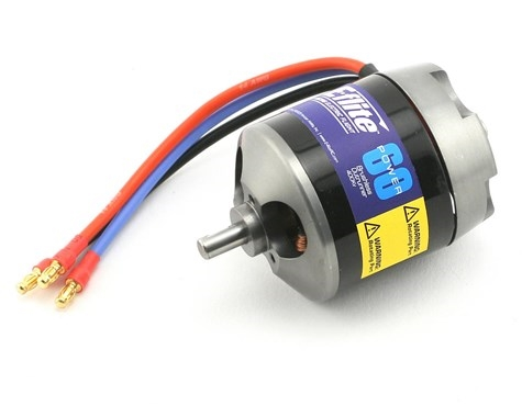 E-flite Power 60 Brushless Outrunner Motor (400kV) EFLM4060A