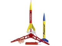 ESTES 1499N Rascal/HiJinks Launch Set RTF Ready-to-Fly