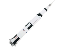 Estes 2157 Saturn V 100th Scale Model Rocket