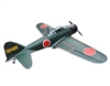 "Flight Model Zero Fighter 100cc , 91"", sku: F080"