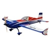 Flight-Model F151 Extra 330SC 93in (60CC) Blue/Red/White, sku: F151-BLUE