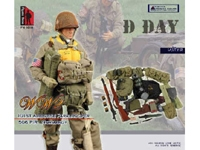 101st Airborne Paratrooper 506 PIR, Normandy D-Day