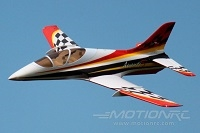 Freewing Avanti S Red 80mm EDF Ultimate Sport Jet - PNP