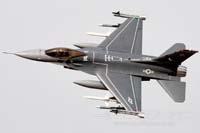 Freewing F-16C Super Scale with 12 Blade 90mm EDF Jet - PNP - FJ30611P