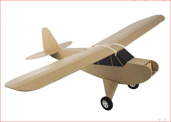 Flite Test Simple Cub Electric Airplane Kit (956mm)