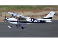 FMS Sky Trainer 182 RTF, 1400mm: Blue (FMM007RAB)
