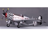 FMS P-51D Big Beautiful Doll PNP V8, 1450mm (FMM008PBBD)