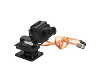 Color 1/3 Sony CCD,600TVL with PanTilt Bracket (FPV58108)