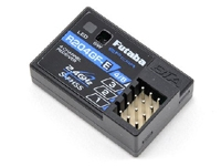 Futaba R204GF-E High Voltage 2.4GHz S-FHSS 4-Channel Micro Receiver