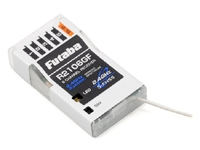 Futaba R2106GF 2.4GHz FHSS 6-Channel Micro Receiver