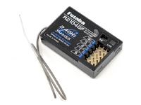 Futaba R2104GF High Voltage 2.4Ghz S-FHSS 4-Channel Receiver (4PL)