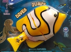 Flashfish Dives & Jumps, Nemo