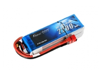 Gens ace 2200mAh 14.8V 25C 4S1P Lipo Battery Pack with Deans plug