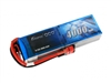 Gens ace 4000mAh 11.1V 25C 3S1P Lipo Battery Pack with Deans plug