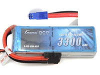 GENS ACE 3300MAH 14.8V 45C 4S1P  WITH EC3 PLUG