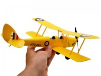 Micro Tiger Moth Front Yard Flyer RTF 2.4Ghz