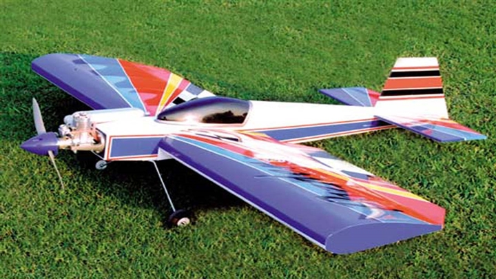 Great Planes Dazzler Arf