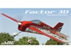 Great Planes Factor 3D Almost Ready-To-Fly Sport Electric